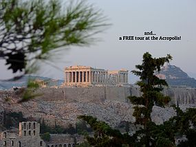ACTOUR: an alternative historical tour in Athens