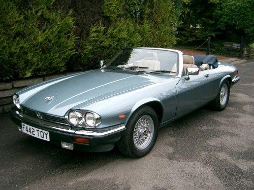 Jaguar™ XJ-S V12 (1975) - Pictures