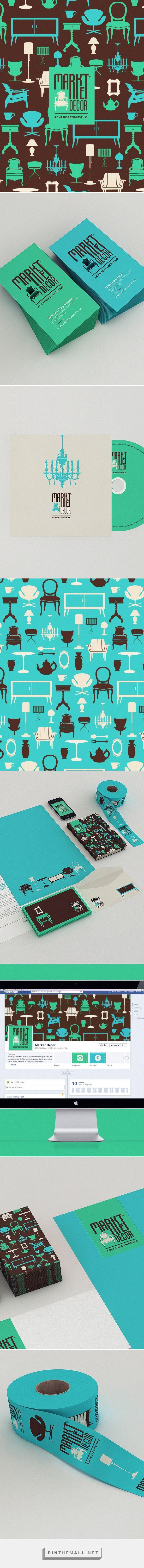 Market Decor on Behance | Fivestar Branding – Design and Branding Agency & Inspiration Gallery