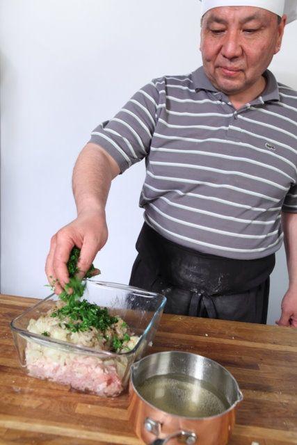 18 этап приготовления рецепта. Фото