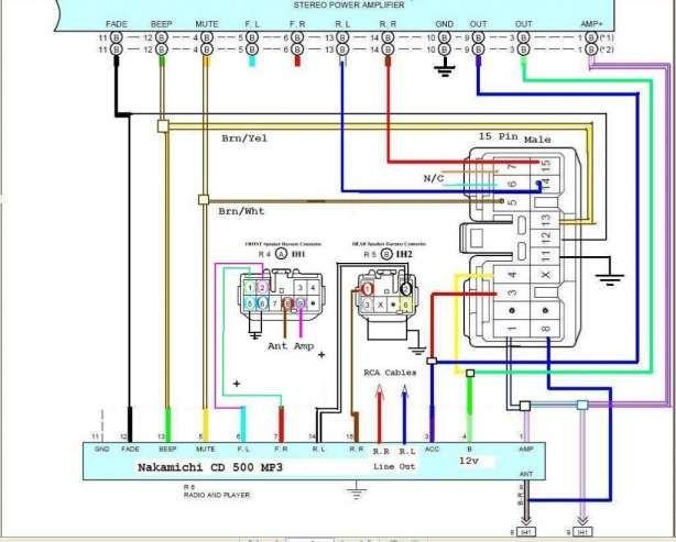 16 Jvc Stereo Wiring Diagram Car Car Diagram Wiringg Net Stereo Diagram Circuit Diagram