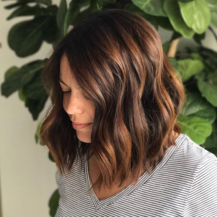 Root Beer - This one goes out to our brunettes. Root beer hair is a way to update your look without having to fully commit. Subtle ribbons of warm red tints add dimension and warmth while still keeping your hair dark.