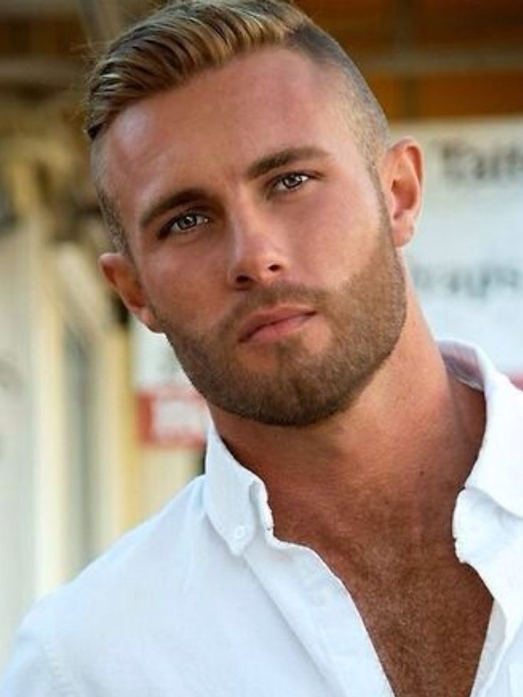 Remarkable 1000 Ideas About Blond Men On Pinterest Denholm Elliott Heath Short Hairstyles Gunalazisus