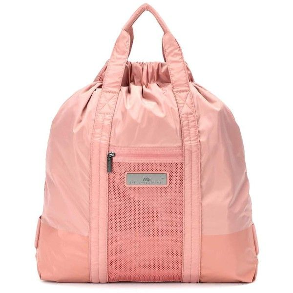 Adidas by Stella McCartney Gym Bag (180 CAD) ❤ liked on Polyvore featuring  bags