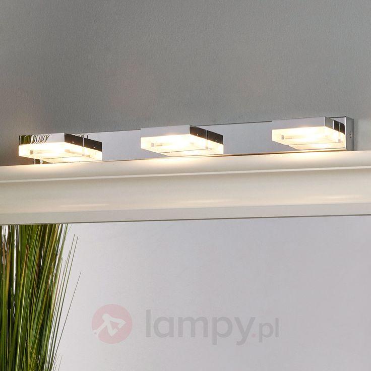 ELONA – lampa ścienna LED do łazienek 9644036 691 pln