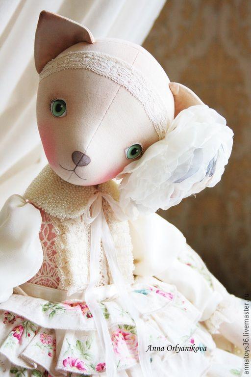 Купить Клэр - кукла ручной работы, авторская ручная работа, авторская работа…