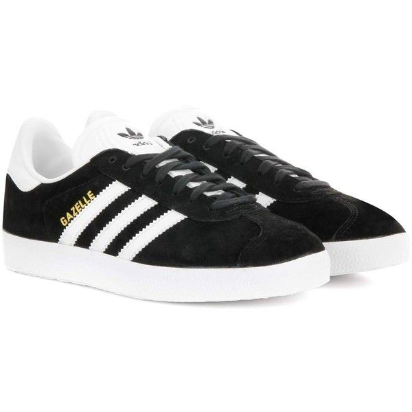 Adidas Originals Gazelle Suede Sneakers ($78) ? liked on Polyvore featuring  shoes, sneakers