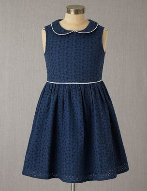 I've spotted this @BodenClothing Broderie Party Dress Dusty Blue