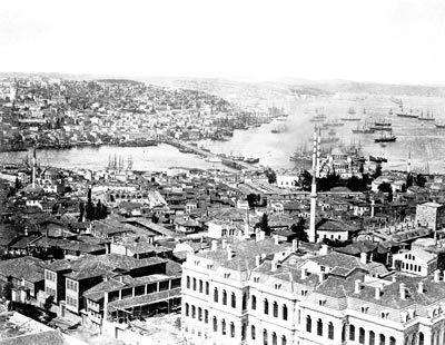 İstanbul'un ilk fotoğrafları! İrlandalı fotoğrafçı tarafından 1851 yılında çekilen İstanbul'un ilk fotoğrafları