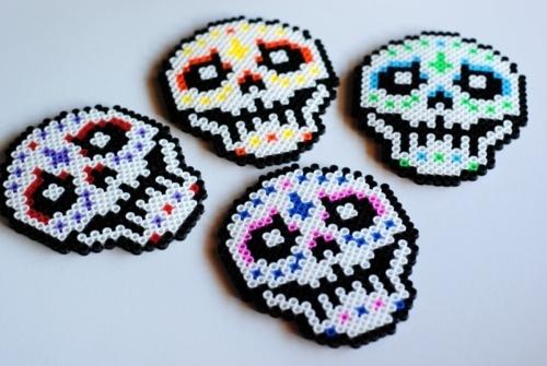 """Posavasos """"Mexican Skull"""""""