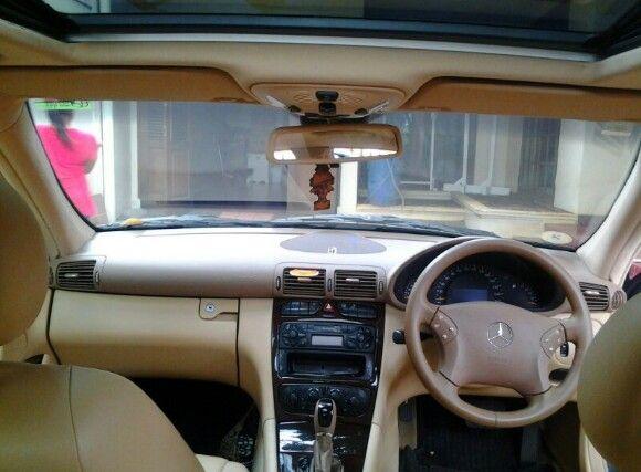W203 mercedes Benz