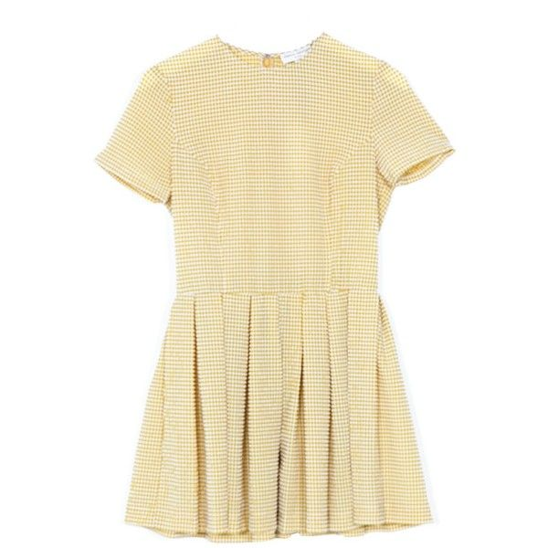 Stanley robe ❤ liked on Polyvore featuring dresses, vestidos, tops, beige cocktail dress, petite dresses, petite cocktail dress, nylon dress and beige dress
