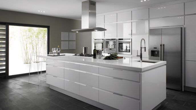 handleless kitchen cabinets kitchen Pinterest Handleless - küche ohne griffe