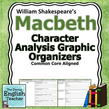 An analysis of the characters and prophecy in macbeth a play by william shakespeare