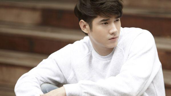 Thai-German Actor: Mario Maurer