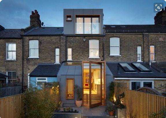 210 Best Architecture | Loft Conversion | Roof Extension Images On  Pinterest | Loft Conversions, Attic Conversion And Roof Extension