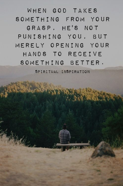 """In life, we all go through a pruning process. God will prune our lives so that we can bear much fruit. To """"prune"""" means something is cut away, something is removed. In other words, maybe a good friend..."""