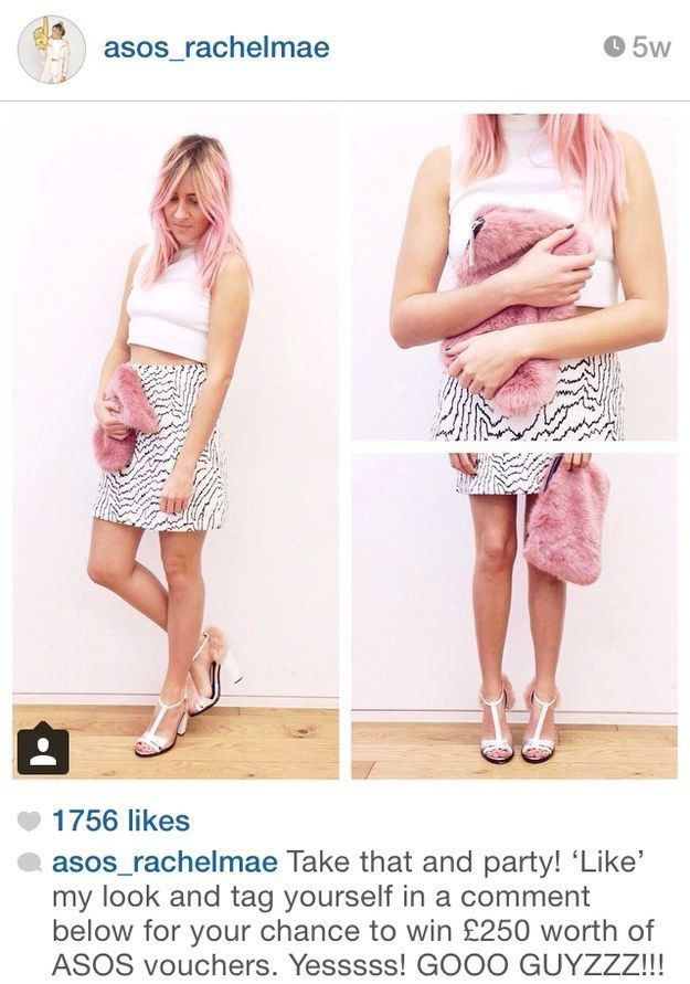 Why You Need To Be Following The ASOS Stylists On Instagram