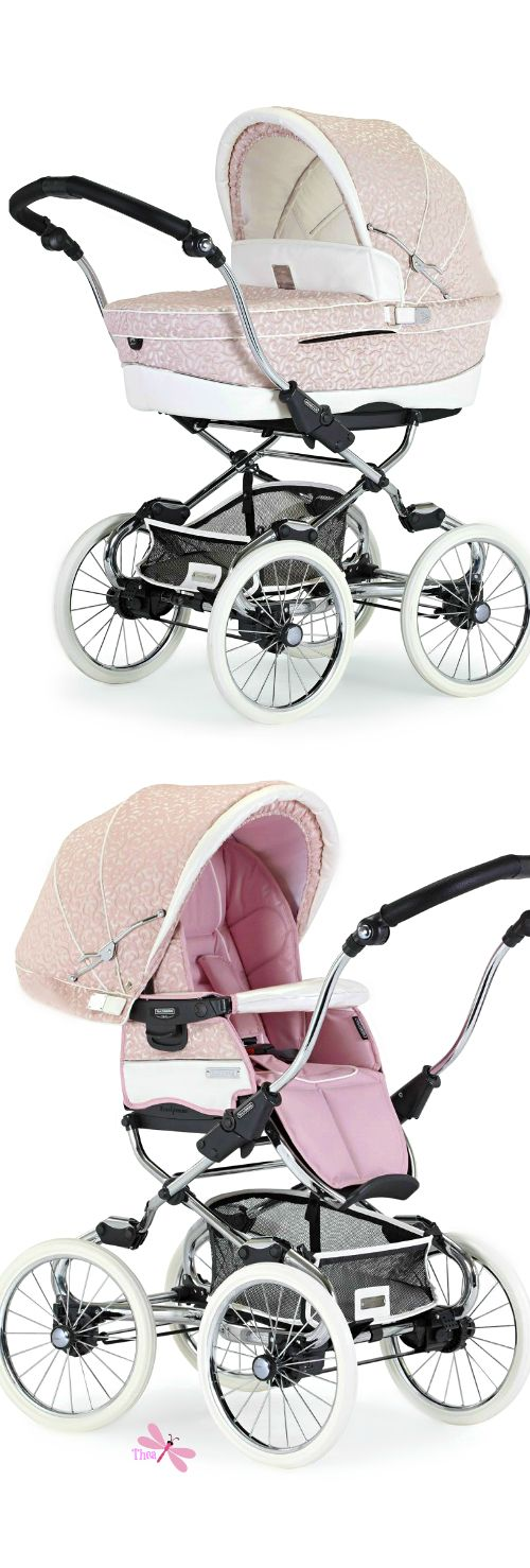 My dream stroller, but in black.  Bebecar ● Stylo Class Prive Luxury Combination Pram