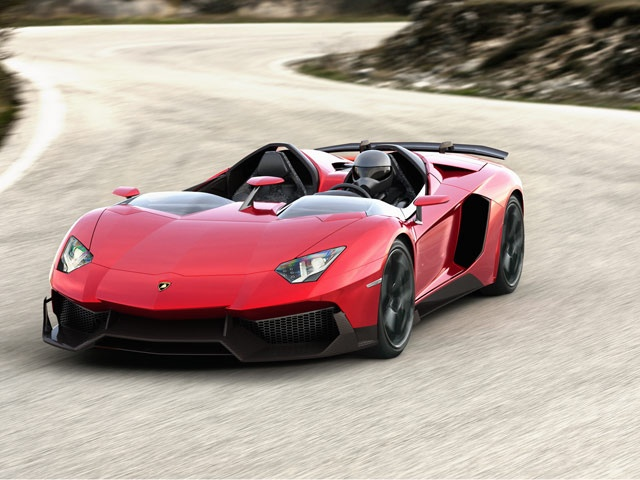 Lamborghini Aventador J Car Concept Is An Extreme Roadster Version In The  Aventador Coupe. Now Normally When A Firm Makes A Roadster, They Ditch Theu2026