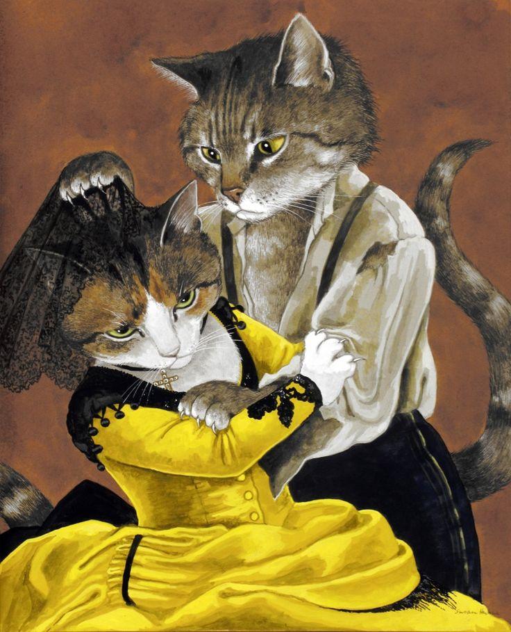"""But Me, Carmen, I Still Love You (Carmen - Opera of Georges Bizet)"" par Susan Herbert"