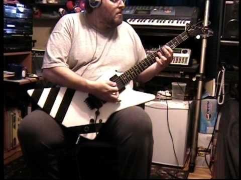 Scorpions - I'm Leaving You - rhythm guitar cover - guitar TAB