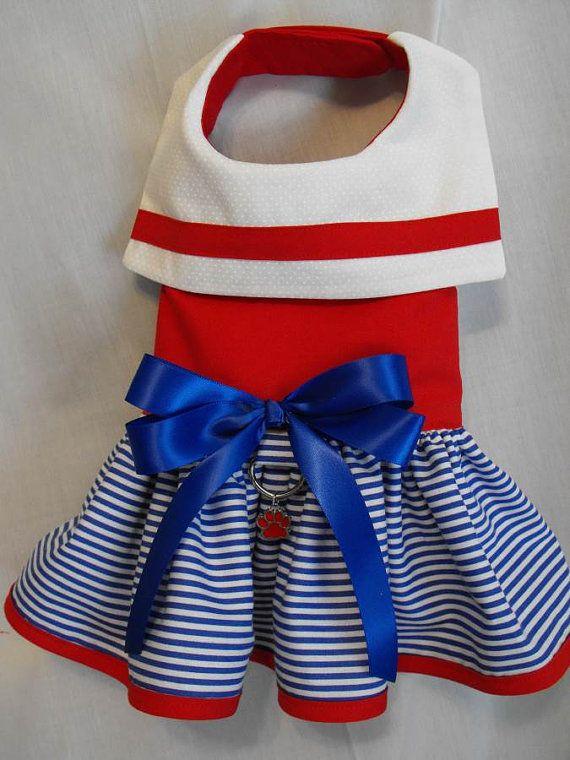 sailor dress 2 by dressmeupscottie on Etsy