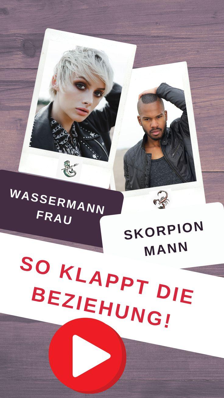 Skorpion Mann & Wassermann Frau - Liebe? | Skorpion mann