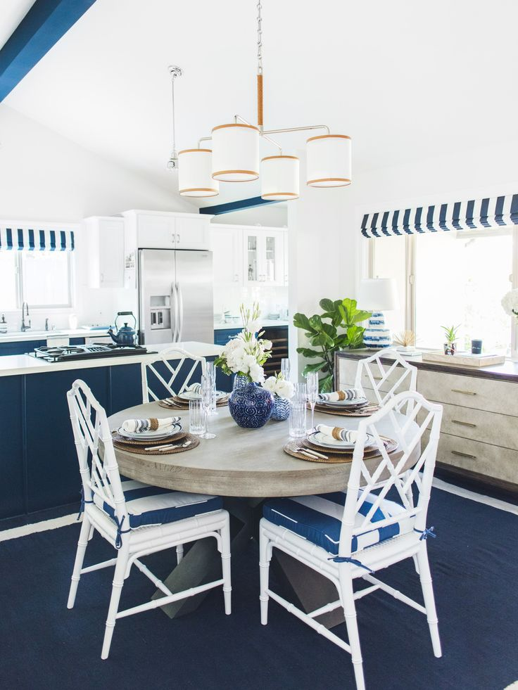 Decor & Trends Dining room design, Home, Nautical kitchen