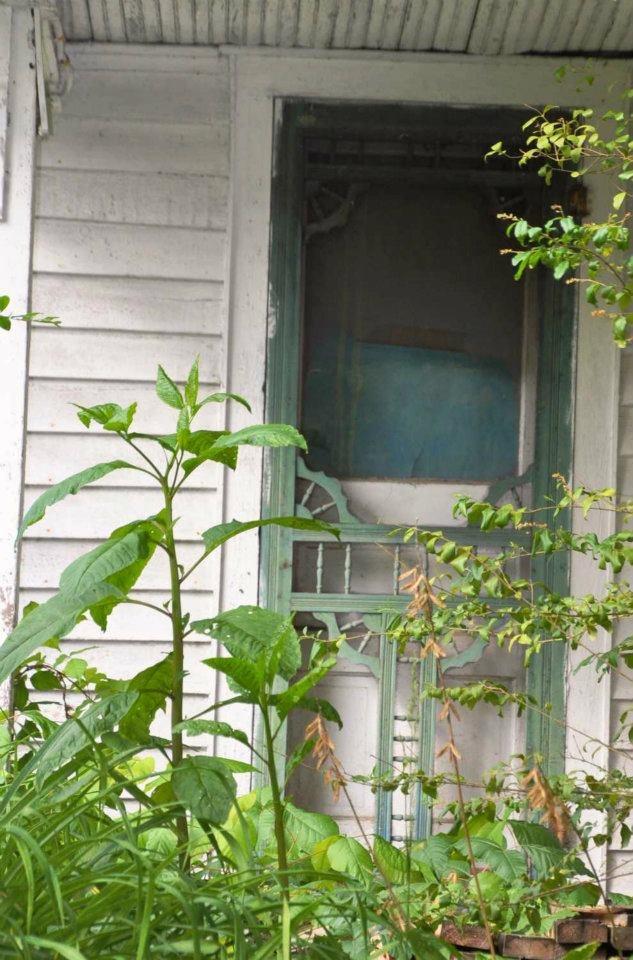 Old Farm House Screen Door