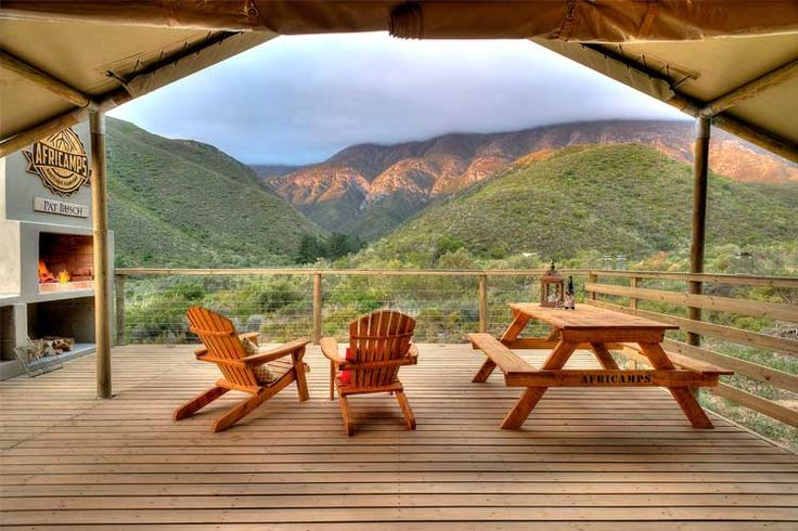 Cape Best Glamping Sites