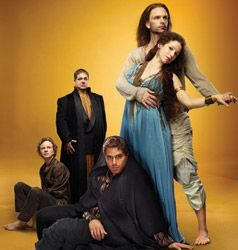 Stratford Shakespeare Festival 2011: Jesus Christ Superstar - Fantastic performance. They are now on Broadway.