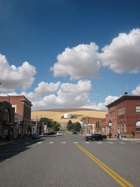 where i'll be running off to this weekend. #waitsburg #smalltownUSA
