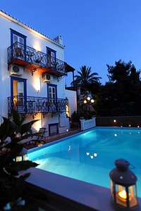 """Armata"" Boutique Hotel in Spetses island   http://www.armatahotel.gr/"