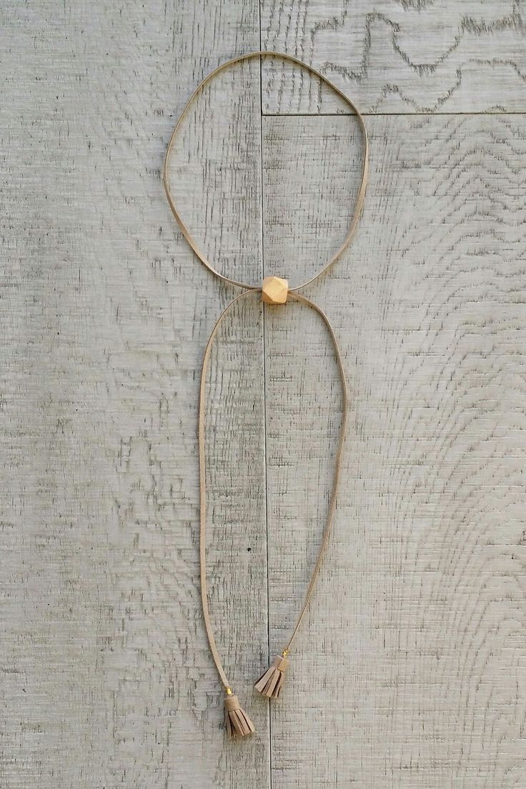 TWIG | Neutral Token Necklace