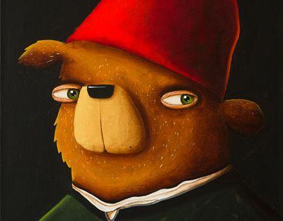 "Check out new work on my @Behance portfolio: ""!!!NEW - Miś renesansowy"" http://be.net/gallery/59698239/NEW-Mis-renesansowy"