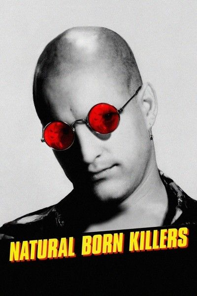 Roger Ebert review - Natural Born Killers Movie Poster