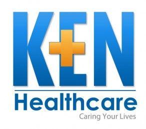 Logo Design for Ken Healthcare Pharmasuitical company