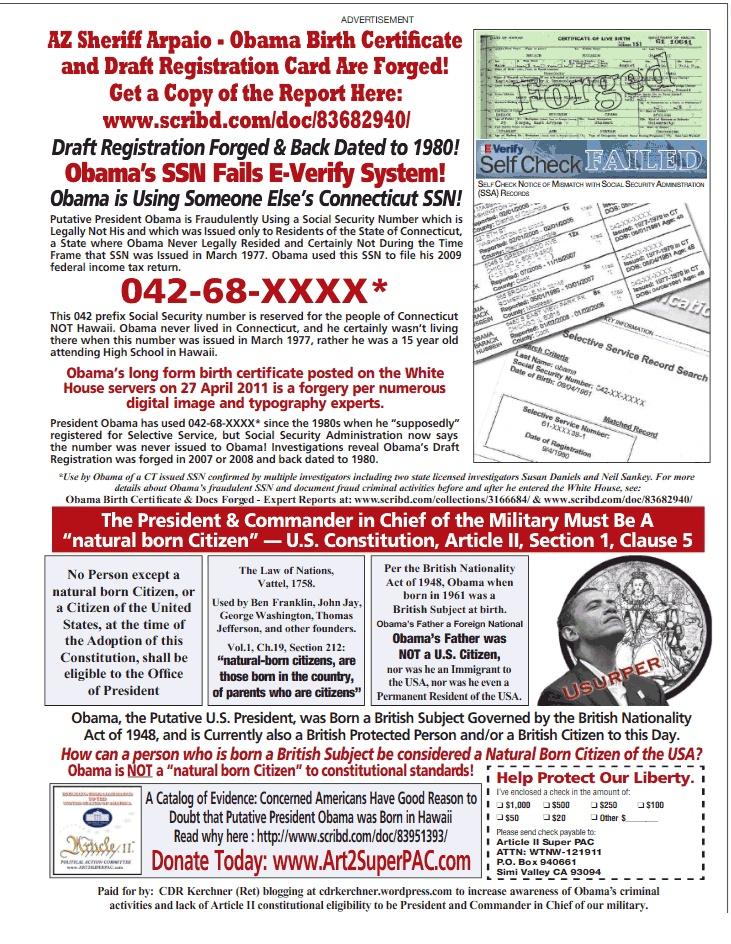 The 25+ best Obama birth certificate ideas on Pinterest Barack - sample birth certificate