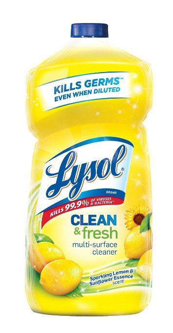 Lysol Clean & Fresh Multi Surface Cleaner