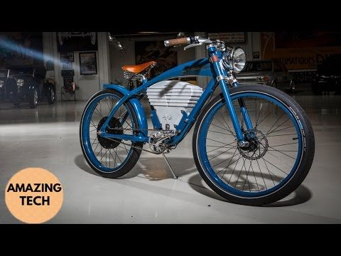 5 Best and Smartest Electric Bikes of the FUTURE #2 - YouTube