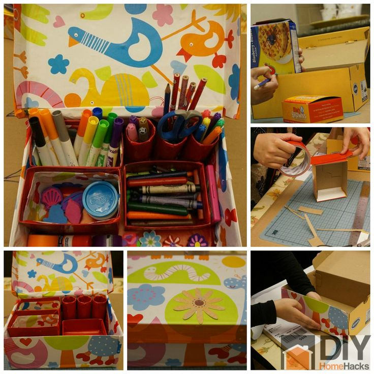 Turn Old Shoe Box into a Stationary Organizer - check it out ==> http://diyhomehacks.com/crafts/turn-old-shoe-box-into-a-stationary-organizer/?utm_source=rss&utm_medium=rss&utm_campaign=turn-old-shoe-box-into-a-stationary-organizer