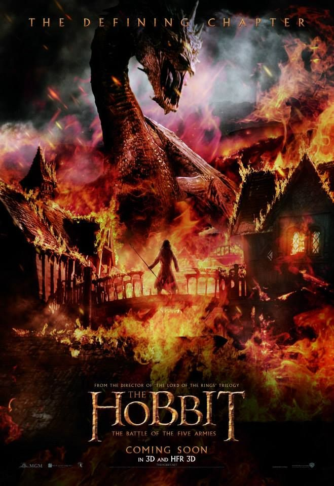 Watch The Hobbit: The Battle of the Five Armies (2014)