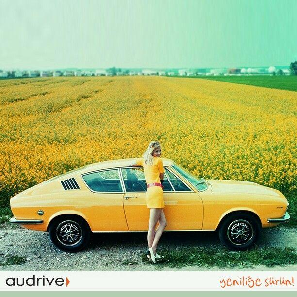 70'li yıllarda herkesin sevgilisi olan bu efsane arabayı tanıdınız mı? :)
