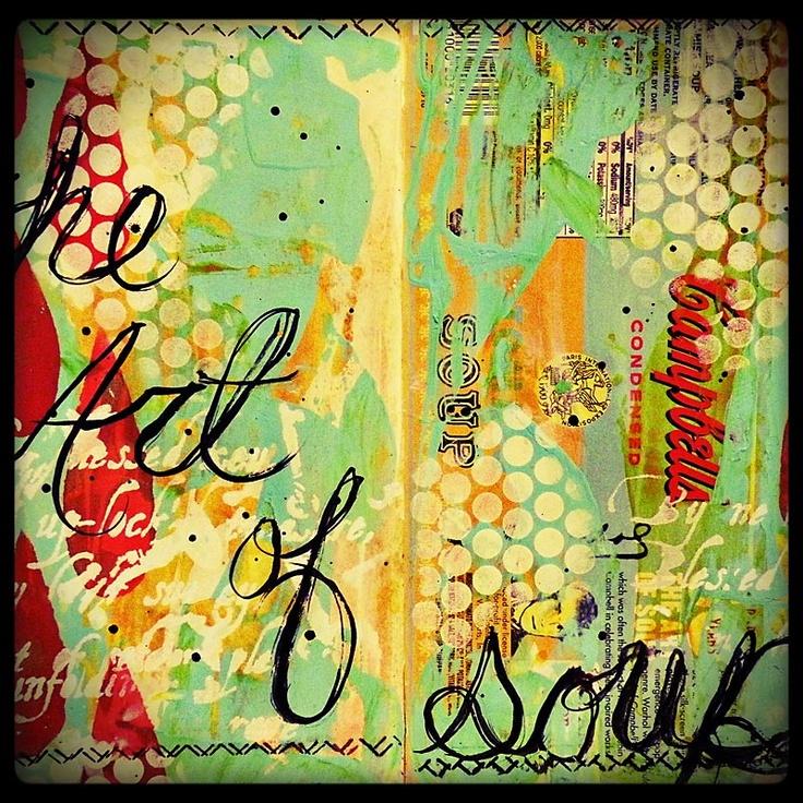 The Art of Soul, art journaling
