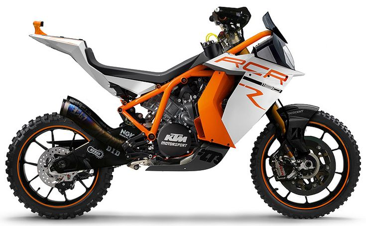 M&M KTM RCR R Bikenstein « Bikensteins « DERESTRICTED