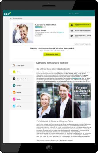 #XING Profile General Manager der MICE MAKER GmbH - Konzept: @networkfindercc, Text: @constanzewolff, Fotos: @raimund - http://www.networkfinder.cc/xing-linkedin-facebook-profiles/