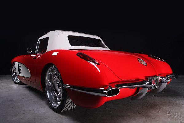 Kindig It Design >> Kindig-It Designs Corvette | Customized CARS | Pinterest