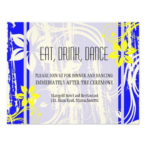 =>>Save on          Cobalt Blue and Yellow Wedding Reception Card Invites           Cobalt Blue and Yellow Wedding Reception Card Invites We provide you all shopping site and all informations in our go to store link. You will see low prices onDiscount Deals          Cobalt Blue and Yellow W...Cleck link More >>> http://www.zazzle.com/cobalt_blue_and_yellow_wedding_reception_card_invitation-161585451810872164?rf=238627982471231924&zbar=1&tc=terrest