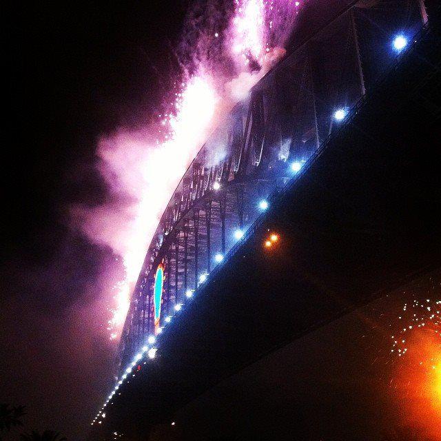 Sydney NYE 2015